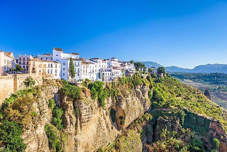 L' Andalousie, sur la route des villages
