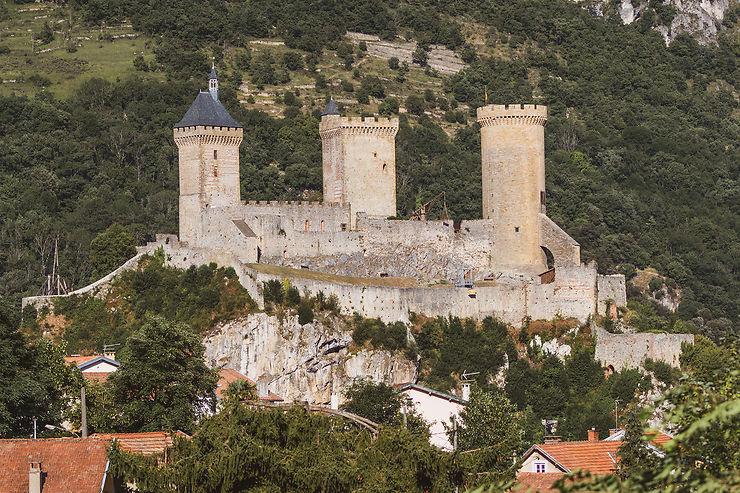 Il était une fois… Foix et son majestueux château rénové