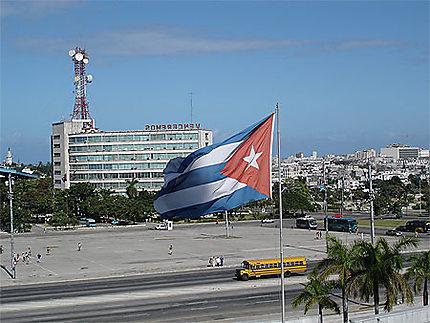 Vue de Plaza de la Revolución