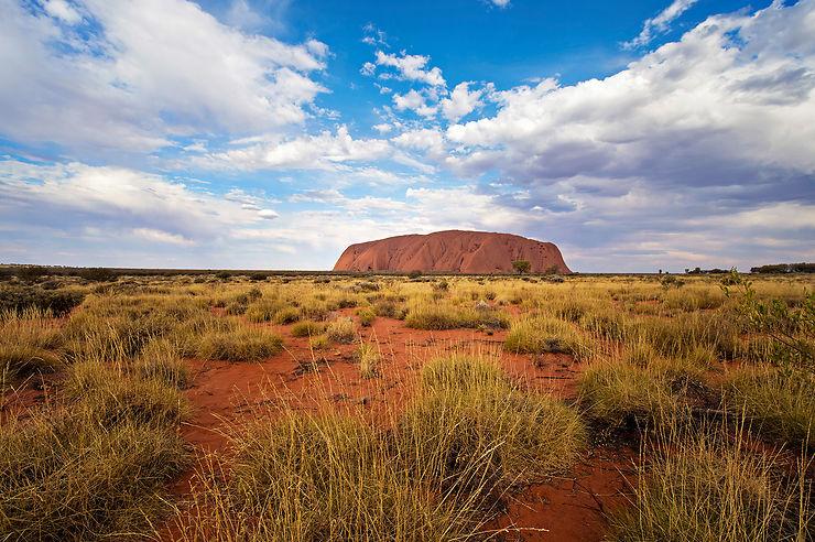 8 – Uluru