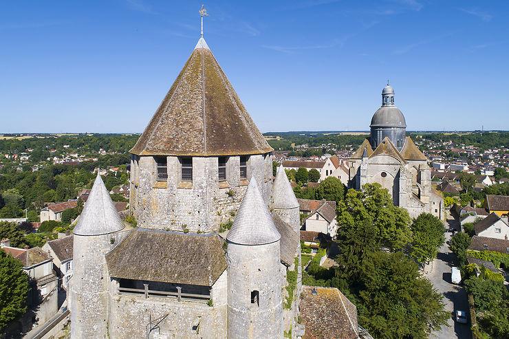 Provins et Nogent-sur-Seine, voyage dans le temps