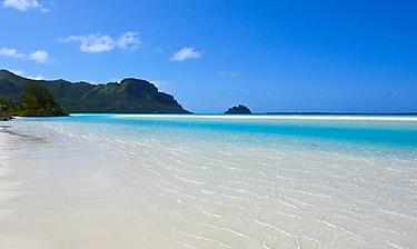 Raivavae (îles Australes)