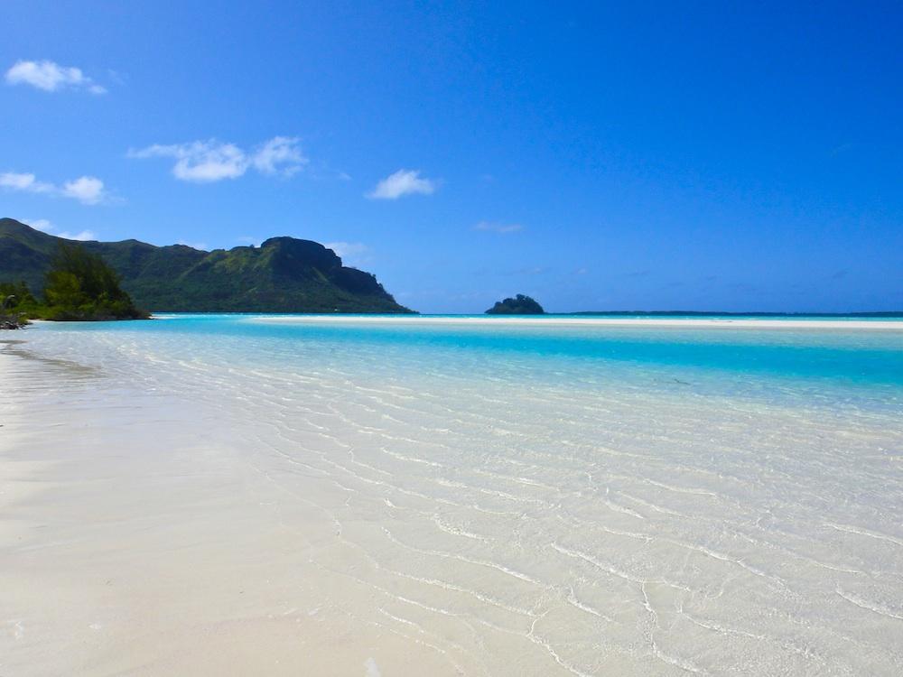 Raivavae - Polynésie française