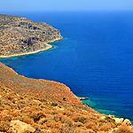 Direction la presqu'île de Gramvoussa