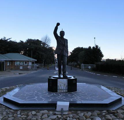 Prison-résidence Victor Verster, Afrique du Sud