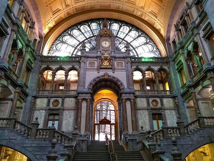 Antwerpen Centraal, Anvers, Belgique