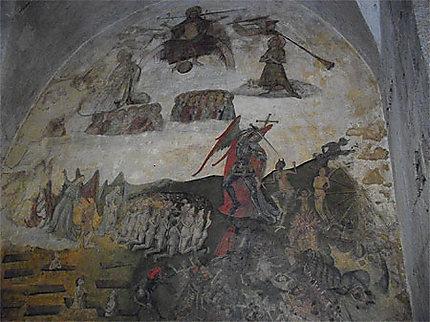 Fresque du Jugement Dernier