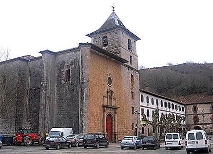 Monastère de San Salvador d'Urdax