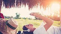 Écouter de la musique en voyage