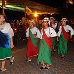 Danseuses équatoriennes