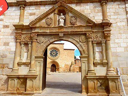 Monastère de Santa Maria de Huerta XIIème