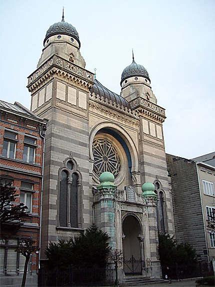 synagogue grande synagogue anvers antwerpen province d 39 anvers belgique. Black Bedroom Furniture Sets. Home Design Ideas