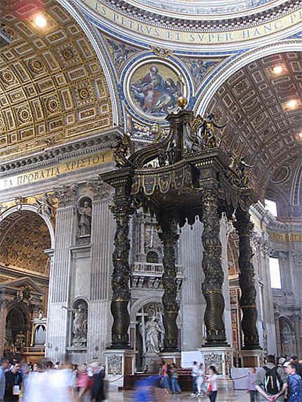 Nef de la Basilique St Pierre