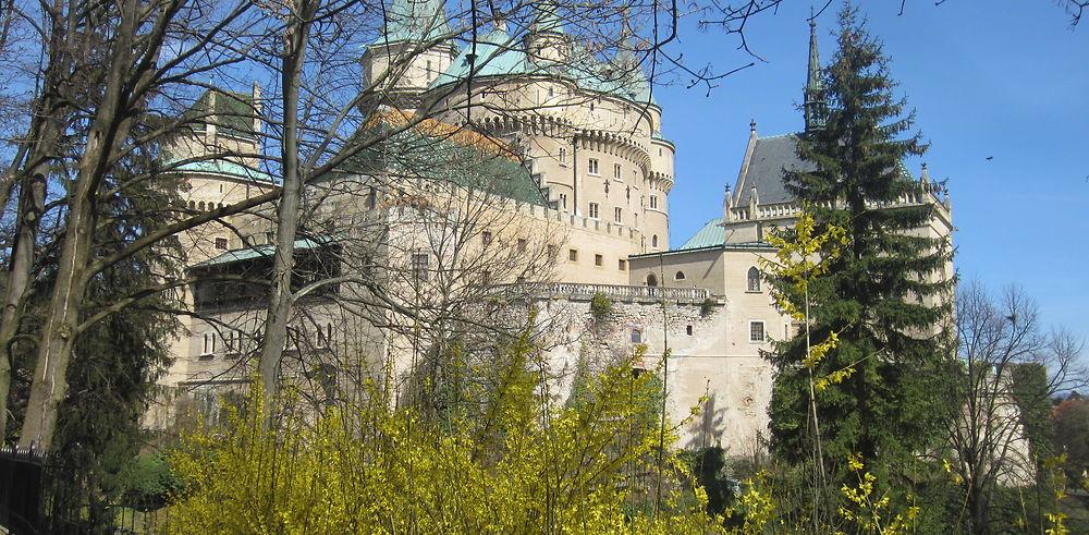 Quatre mois de sac à dos en Slovaquie