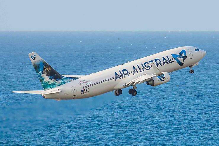 Océan Indien - Air Austral ouvre une ligne régulière vers l'île Rodrigues