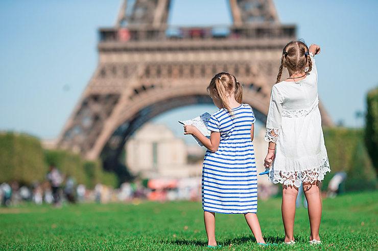 Paris insolite pour les juniors
