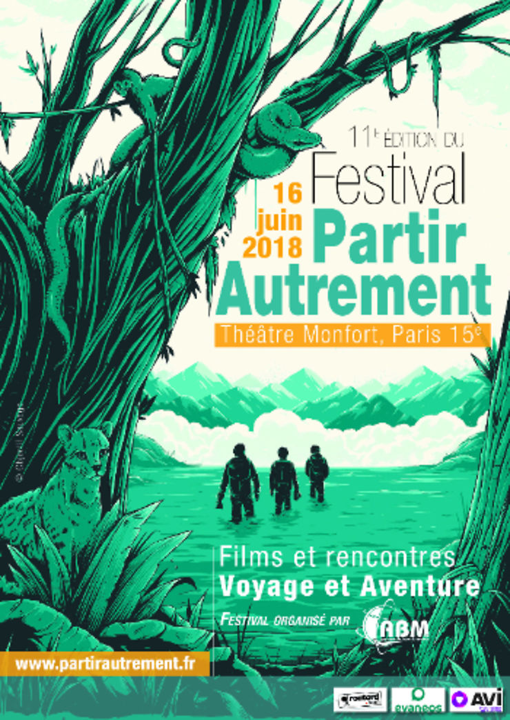 Festival Partir Autrement à Paris