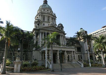 Durban, hôtel de ville, Afrique du Sud