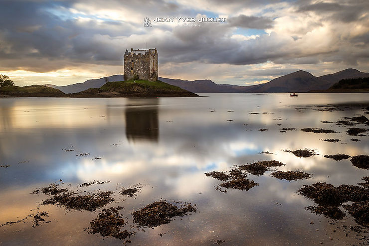 Castle Stalker - Écosse