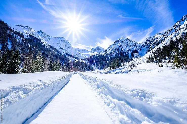 Autriche - Au Tyrol, on randonne aussi en hiver !