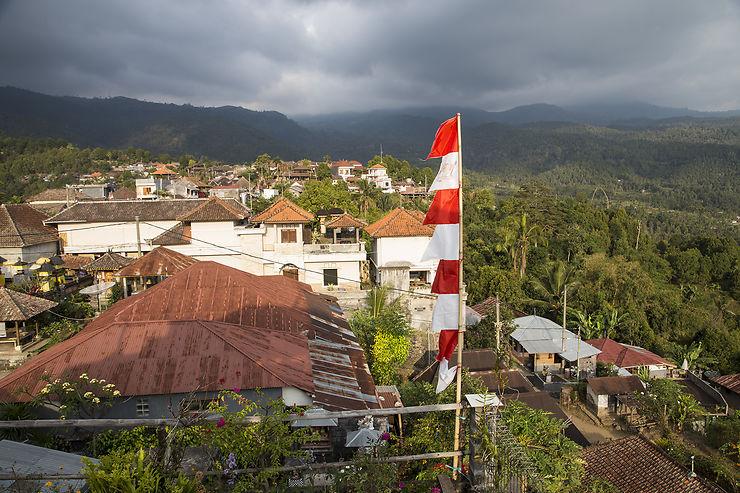 Munduk, station climatique et ses environs