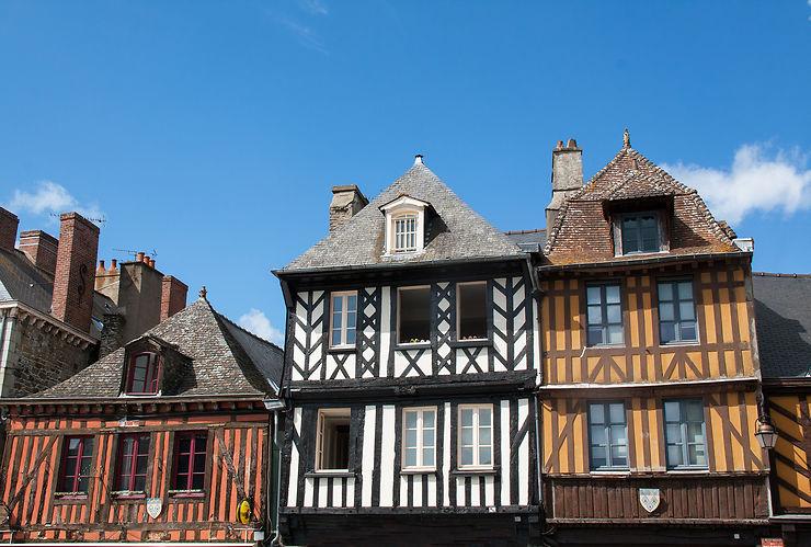 Balades dans les environs du Mont-Saint-Michel