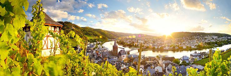 Rhénanie-Palatinat – Région de la Moselle