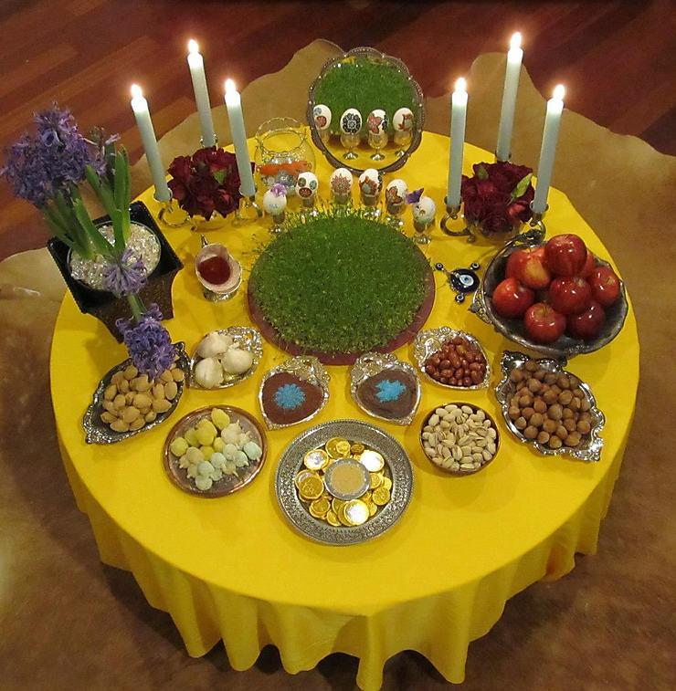 Norouz/Nevruz : le Nouvel An de l'Asie Centrale
