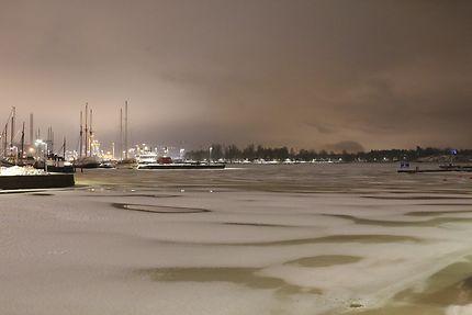 Zénitude portuaire à Helsinki