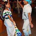 Danseurs équatoriens