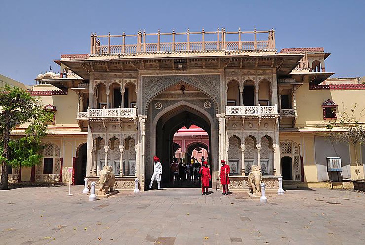 Rajasthan : Jaipur, la cité des maharajas