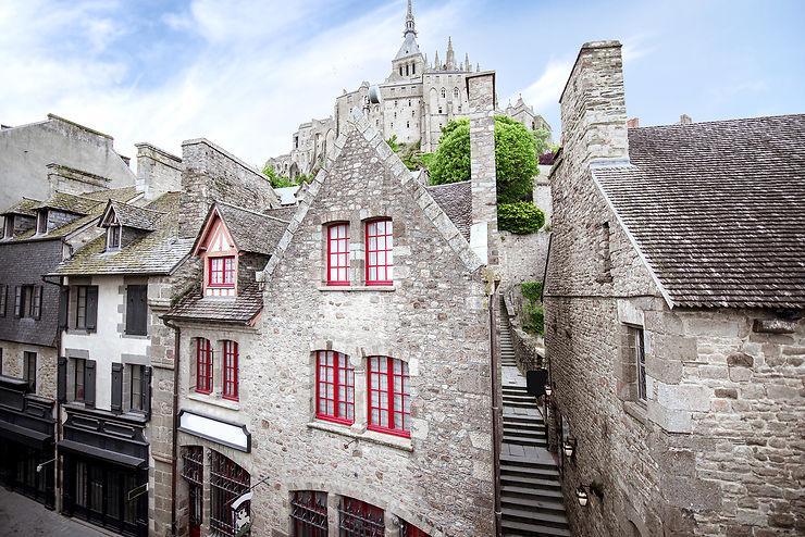 Le Mont-Saint-Michel, plus de 1 300 ans d'histoire !