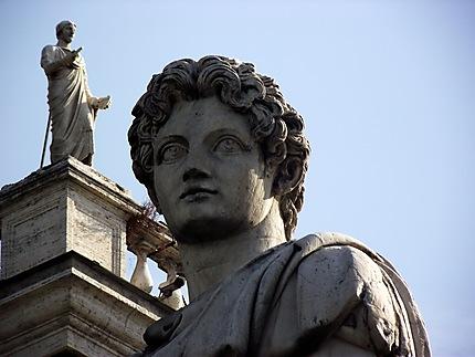 Statue au Capitole
