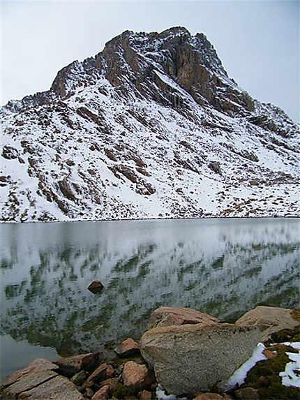 Montagne Toktogoul