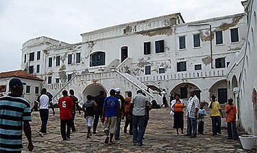 Cape Coast Castle (Fort de Cape Coast)
