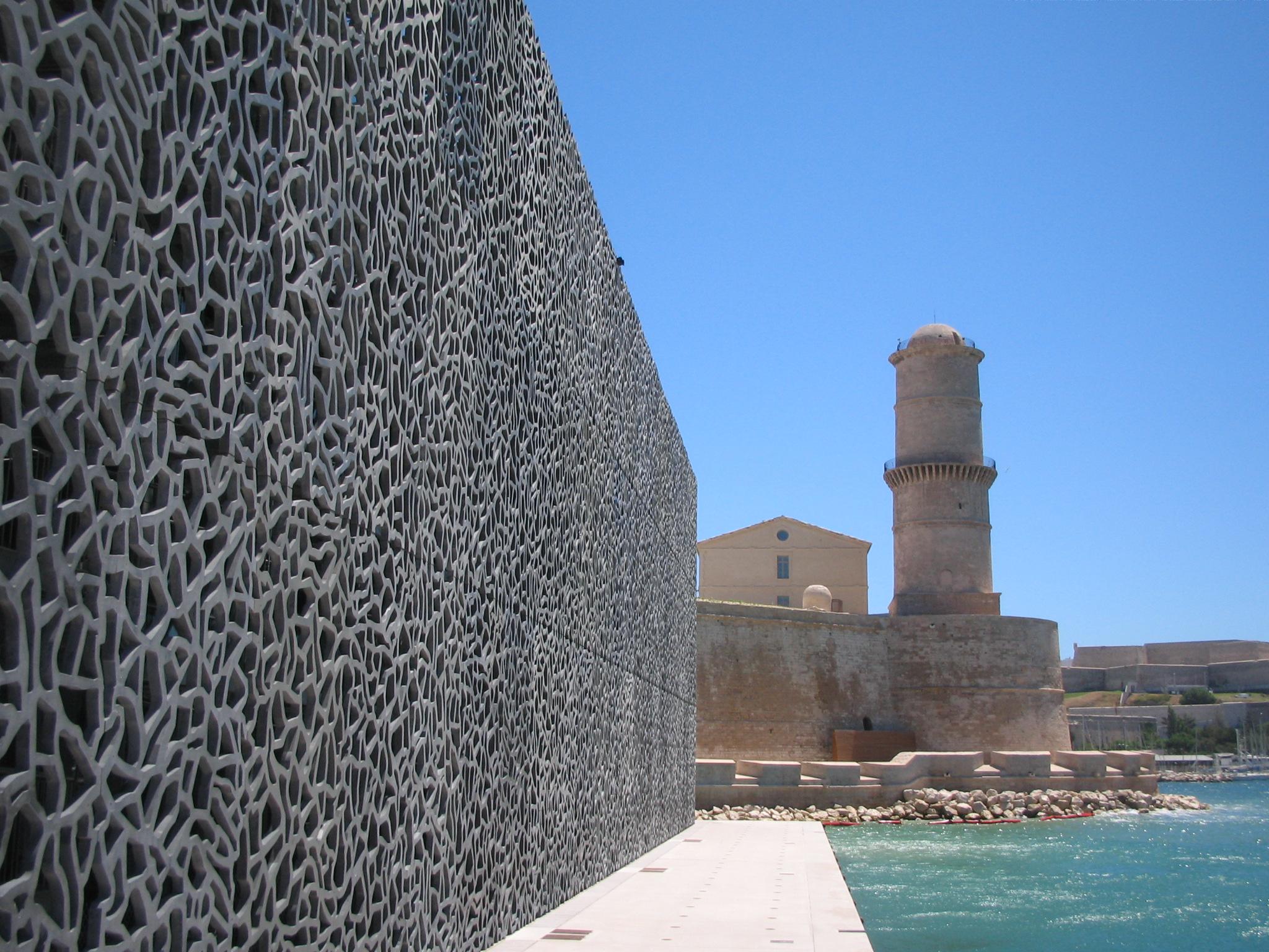 MuCEM (Musée des Civilisations de l'Europe et de la Méditerranée) - Marseille