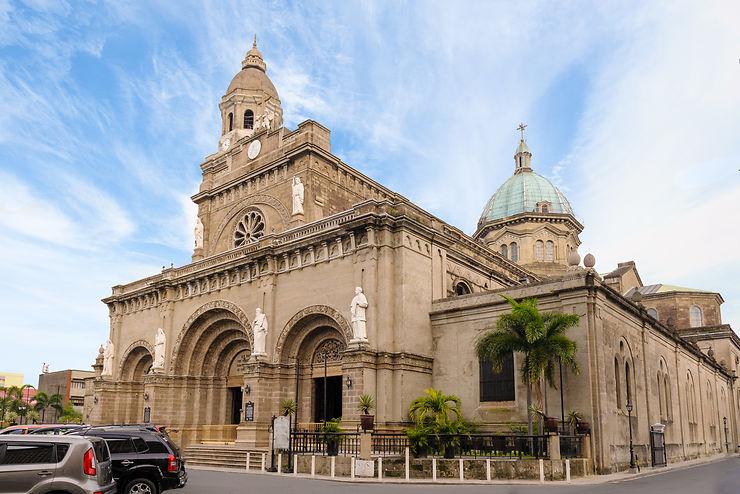 Intramuros : le centre historique colonial