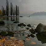 Lac Léman, Lutry