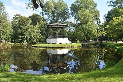 Le Vondelpark d'Amsterdam