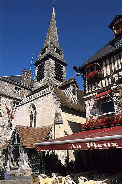Eglise St-Etienne, Honfleur