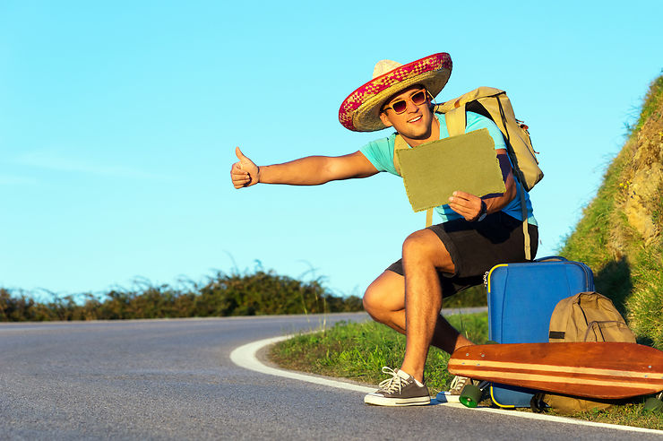 Privilégiez les modes de voyage alternatifs