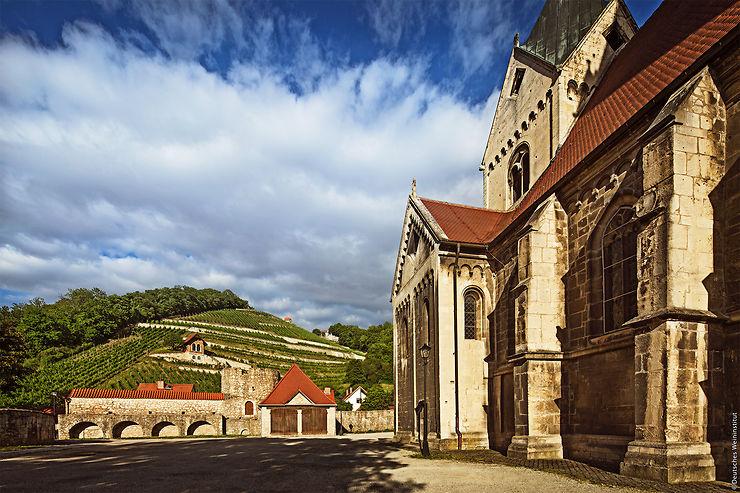 Saxe-Anhalt – Région viticole Saale-Unstrut