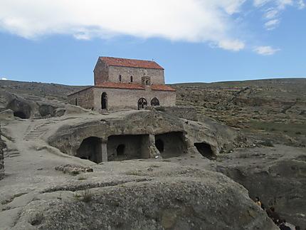 Église uplistsulis ou église du prince