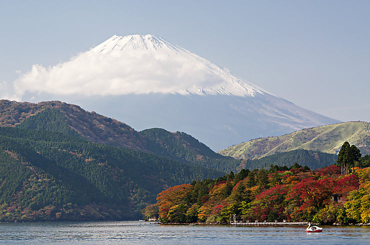 Japon, les couleurs de l'automne