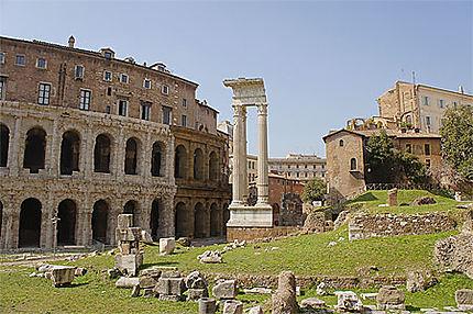 Théâtre Marcellus - Rome