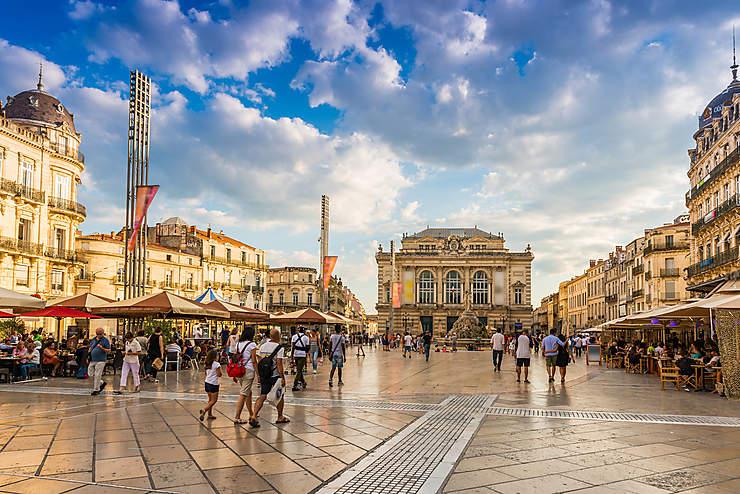De Toulouse à Montpellier, des villes de caractère