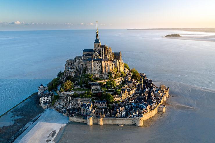 Le Mont-Saint-Michel et sa baie : divin week-end !