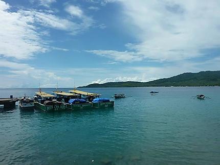Ampana (Sulawesi) : en route pour les Toggian