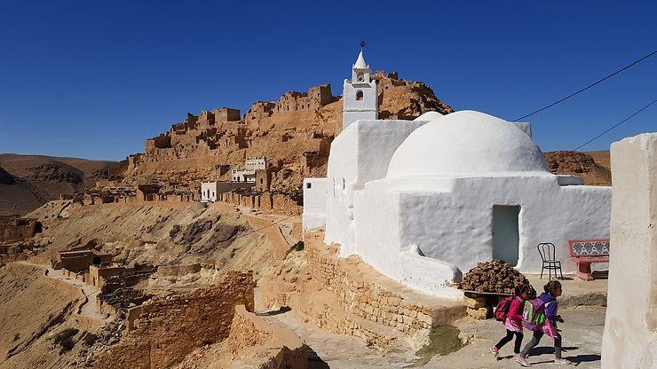 Chenini, Tunisie