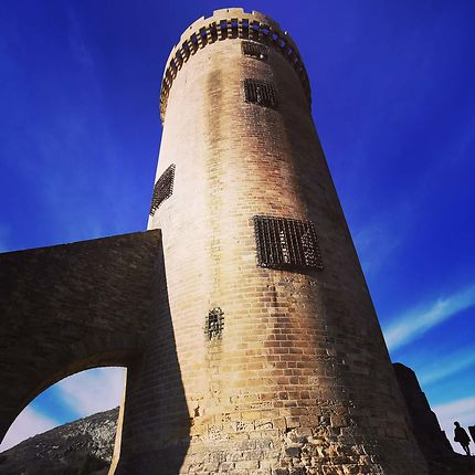 Une Tour du Chatêau de Foix